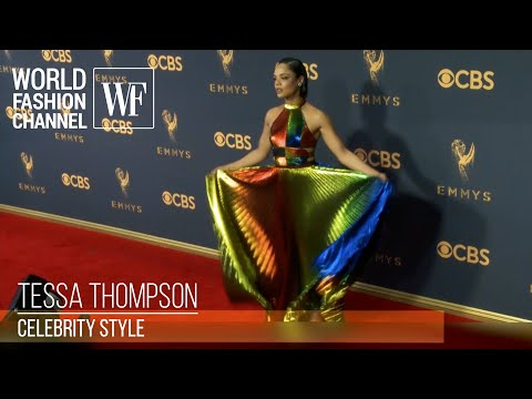 Tessa Thompson | Celebrity style