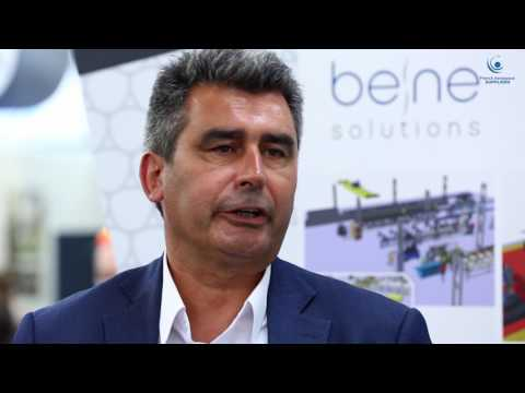 French Aerospace suppliers - Salon du bourget 2017 - BENE SOLUTIONS