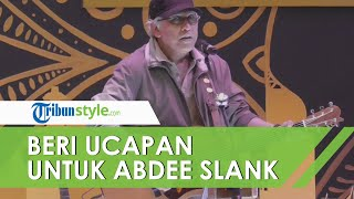Ucapan Iwan Fals untuk Abdee Slank yang Kini Jabat Komisaris Independen PT Telkom Indonesia