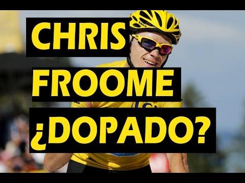 Christopher Froome ¿dopado? ¿extraterrestre? etapa 18 2016