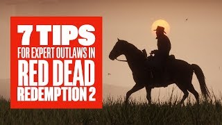 7 Advanced Tips for Outlaws in Red Dead Redemption 2 – Red Dead Redemption 2 Tips and Tricks