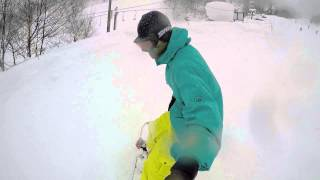 Dynaland Snowboarding 2014