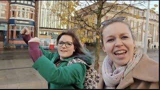 Stringing It Together Nottingham Vlog