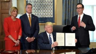 Do Trump's executive orders only help the big banks?