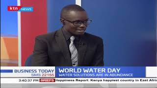 How Kenyans take advantage of technology to preserve water