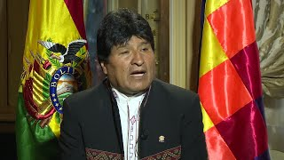 """One Planet Summit: Bolivian President Morales proposes to create """"a climate justice court"""""""