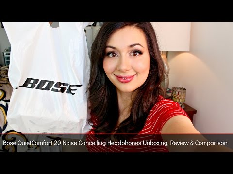 , title : 'Bose Noise Cancelling Headphones Unboxing, Review and Comparison'