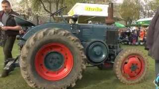 preview picture of video '17. Clueser Landwirtschaftsflohmarkt 12. und 13.4.2014 - Impressionen'