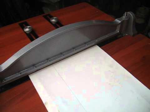 perforadora de peine a pedal fono 972084744  lima peru maquiperugra fsac