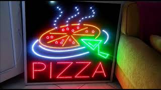 Pizza Led Tabela