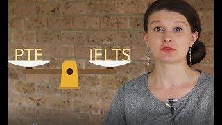 ПРАВДА ли, что PTE легче сдать, чем IELTS?? Опыт 60 студентов