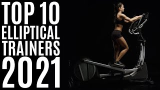 Top 10: Best Elliptical Machines for 2021 / Magnetic Elliptical Trainer Machine for Cardio, Workout
