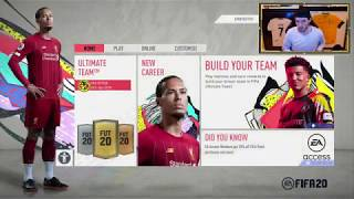 EA SCAM THEIR PLAYERBASE AGAIN!! GUARANTEED SCAM PACKS!! FIFA 20 Ultimate Team