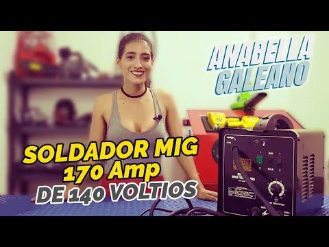 Sponsor - Soldador MIG 170 Amp de 240 Voltios - Super Herramientas