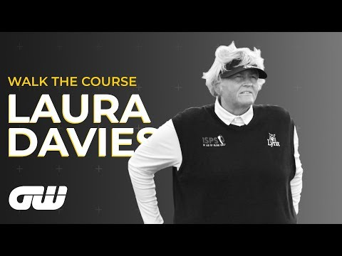 Laura Davies on Dominating the US Senior Open by 10 Shots! | Walk The Course | Golfing World