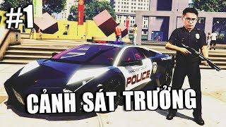 (GTA V Roleplay) Băng cảnh sát vô dụng #1: Cảnh sát Trưởng Sói bé tí.