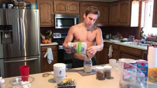 OVERNIGHT OATS - Get Skinny - Lose Weight - Healthy Breakfast  - Weight Loss Trick