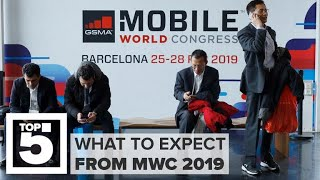 Mobile World Congress 2019: What to expect