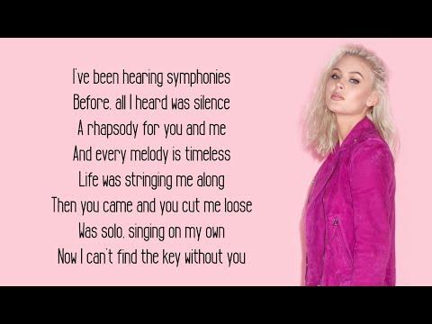 , title : 'Clean Bandit - Symphony (Lyrics) feat. Zara Larsson'