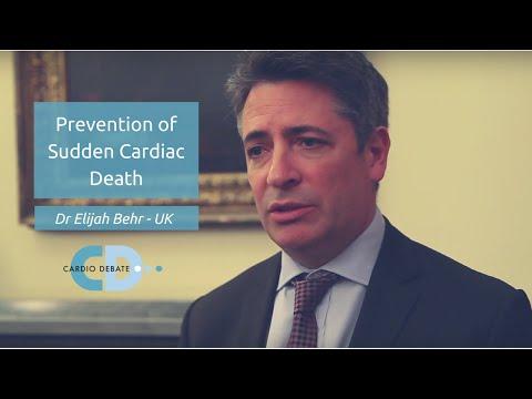 Video Prevention of Sudden Cardiac Death - Dr Elijah Behr