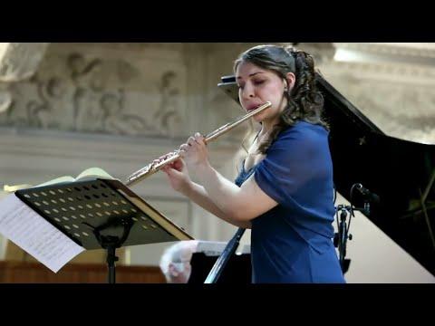 F. Kuhlau, Grande Sonata Brillante in E flat Major, Op.64 | Ginevra Petrucci, Bruno Canino