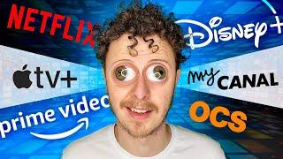 NORMAN - LES SÉRIES (Netflix, Prime Video...) thumbnail