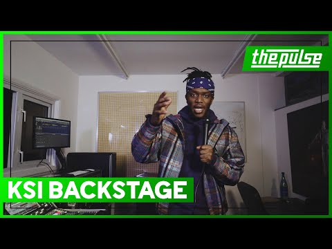 KSI Backstage - What Happens Behind The Scenes?