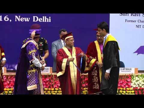 National Institute of Technology Delhi video cover2