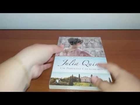 Review - Livro Um perfeito cavalheiro