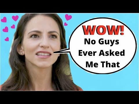 3 Best Flirting Questions To Ask A Girl (That Make Her WANT You)
