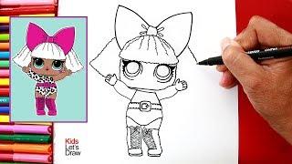 Como Dibujar Una Muneca Lol 免费在线视频最佳电影电视节目 Viveos Net