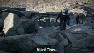 Mount Kinabalu Complete Climb in 4 Minutes (4分钟登神山..必看!)