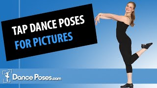 Tap Dance Poses For Pictures