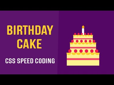 mp4 Html5 Happy Birthday Animation, download Html5 Happy Birthday Animation video klip Html5 Happy Birthday Animation