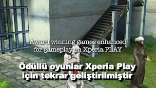Xperia PLAY- Oyun Devrimi
