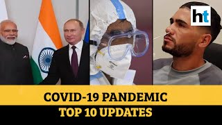 Covid update: Modi, Putin discussion; 3.6 lakh people recover; 1st plasma bank - Download this Video in MP3, M4A, WEBM, MP4, 3GP