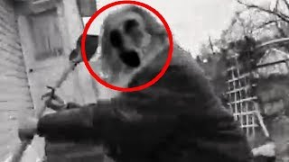10 Mysterious People Monsters Caught On Camera