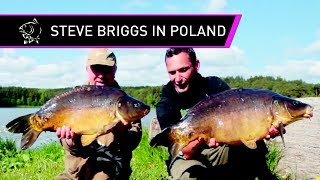 Carp Fishing In Poland With Steve Briggs