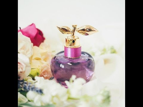 Les Belle de Nina - Luna Blossom de Nina Ricci et sa boîte - flacon de 80 ml