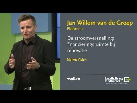 Jan Willem van de Groep, Een deal van 6,5 miljard euro: De Stroomversnelling