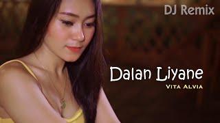Lirik Lagu Dalan Liyane - Hendra Kumbara (Remix - Vita Alvia), Lengkap dengan Chord Kunci Gitar