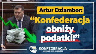 Dziambor: Czyżby rząd PiS zaczął kraść, skoro luka VATowska rośnie?