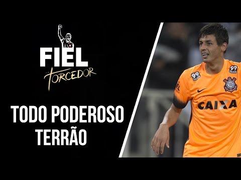 #TodoPoderosoTerrão - Corinthians 2x0 Fluminense