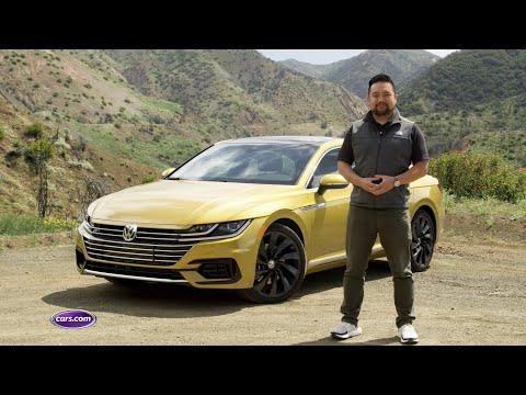 2019 Volkswagen Arteon Video: Artful Blend of Sport and Comfort