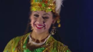 ABU International Dance Festival 2017: MTRK-Uzbekistan - Lezgi