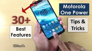 Top 30+ Motorola One Power Best Features & Tips and Tricks