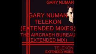 Gary Numan, The Aircrash Bureau (Extended mix).