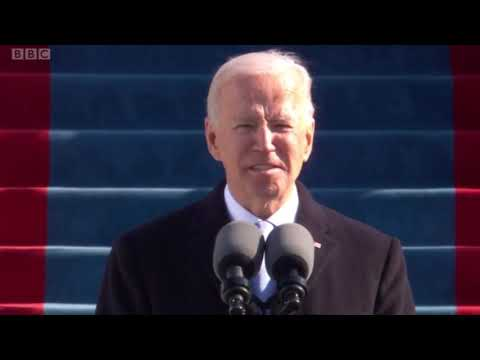 Biden Administration Officially Sworn In