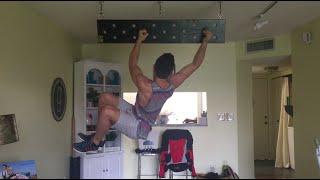 Building A Peg Board for Ninja Warrior Training