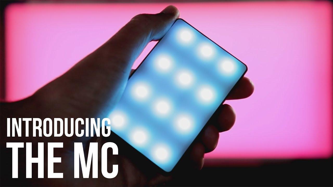 פנס לד Aputure MC RGBW